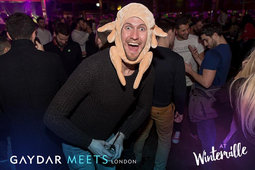 gaydar meets winterville chicken head