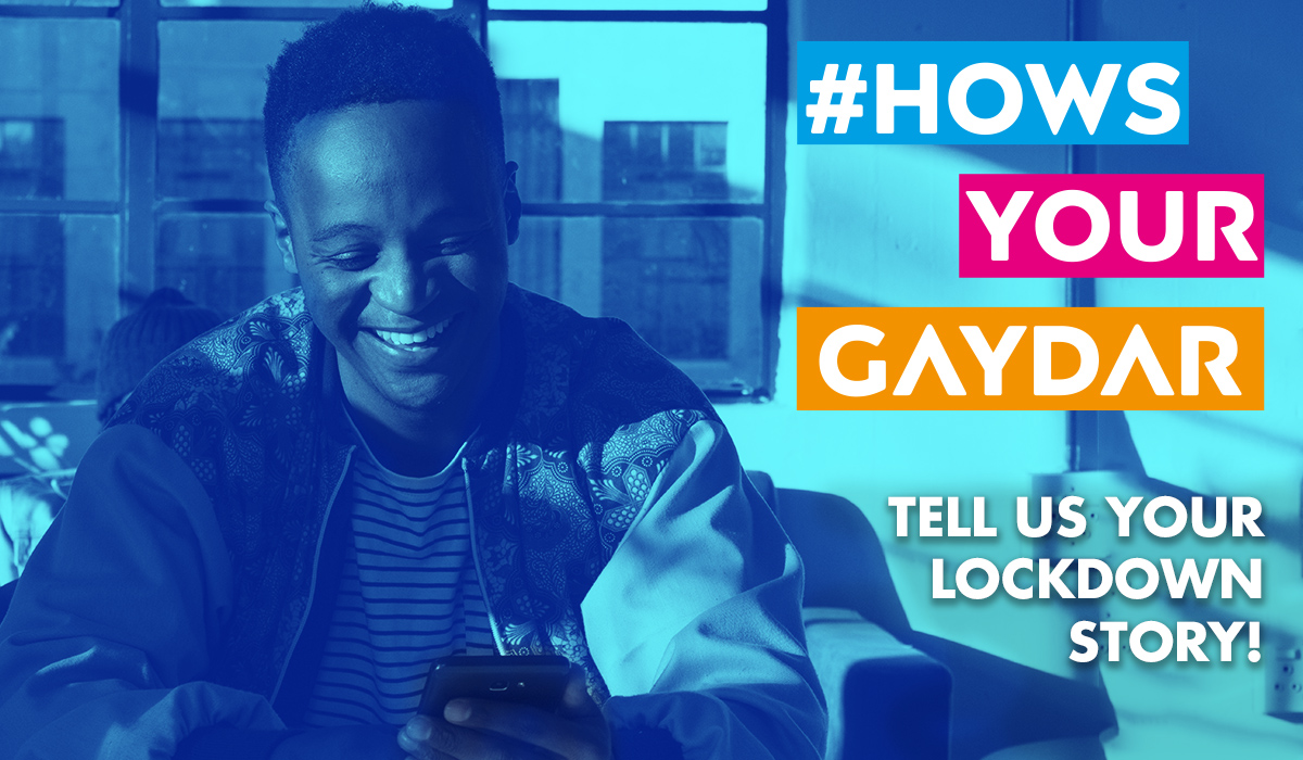 Hows Your Gaydar Lockdown